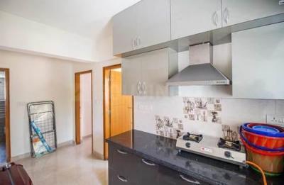 Kitchen Image of Flat No 104 Kayarr Providence Apartemnt in Harlur