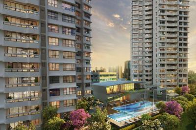 Gallery Cover Image of 1350 Sq.ft 3 BHK Apartment for buy in L And T Emerald Isle T15, Powai for 31000000