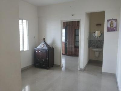 Gallery Cover Image of 1183 Sq.ft 2 BHK Apartment for rent in Rainbow Waterfront, Uttarahalli Hobli for 16000