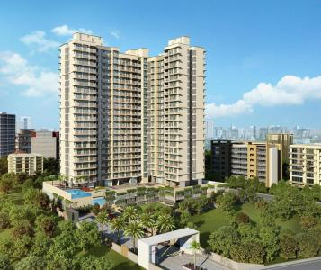 Gallery Cover Image of 665 Sq.ft 1 BHK Apartment for rent in Powai for 40000