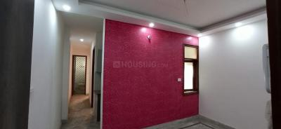 Gallery Cover Image of 550 Sq.ft 2 BHK Independent Floor for buy in Dwarka Mor for 1900000