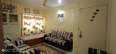 Living Room Image of 745 Sq.ft 2 BHK Apartment for buy in Vishrantwadi for 4800000
