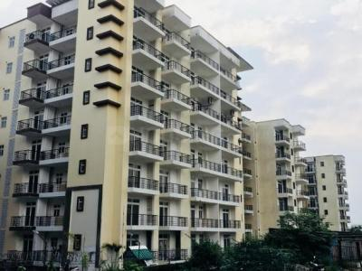 Gallery Cover Image of 400 Sq.ft 1 RK Apartment for buy in Grah GAV Green View Blossom, Aman Vihar for 1800000
