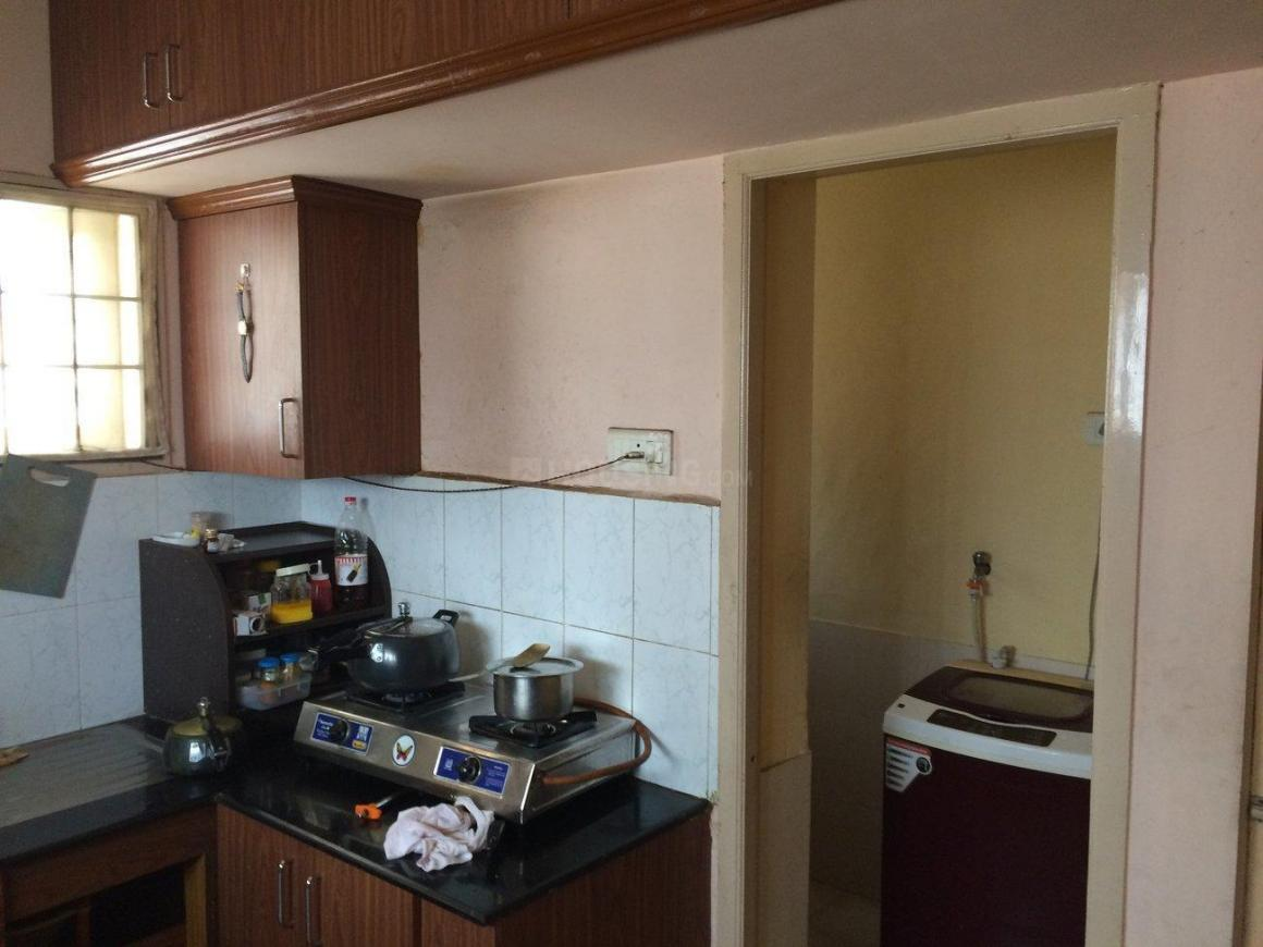 Kitchen Image of 1060 Sq.ft 2 BHK Apartment for rent in Thoraipakkam for 23000