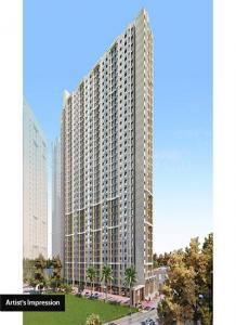 Gallery Cover Image of 556 Sq.ft 2 BHK Apartment for buy in Thane West for 7700000