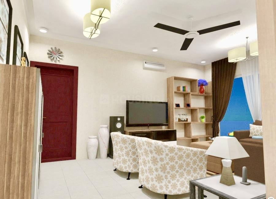 Living Room Image of 1366 Sq.ft 2 BHK Apartment for buy in Lourdhu Nagar for 7171500