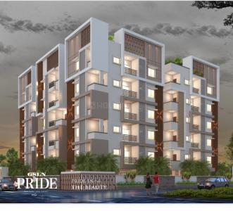 Gallery Cover Image of 1274 Sq.ft 2 BHK Apartment for buy in Nizampet for 5733000