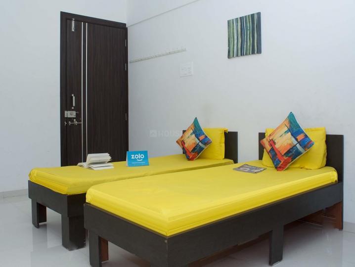 शोलिंगनल्लूर में ज़ोलो पनामा में बेडरूम की तस्वीर