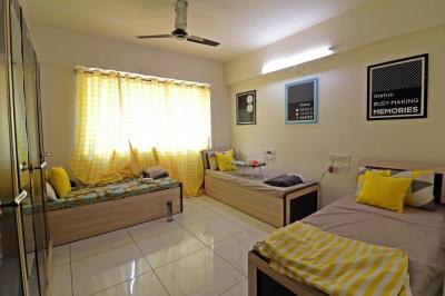 Bedroom Image of Saral PG in Navrangpura