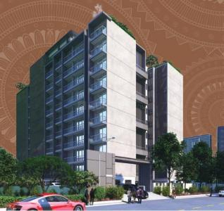 Gallery Cover Image of 1531 Sq.ft 2 BHK Apartment for buy in Olympia Jayanthi Residences, Thiruvanmiyur for 18372000