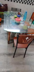 Dining Area Image of Kapoor PG in Sector 7 Rohini
