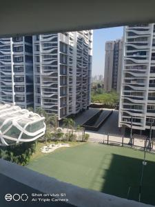 Gallery Cover Image of 2100 Sq.ft 3 BHK Apartment for rent in Shree Balaji Wind Park, Vaishno Devi Circle for 20000