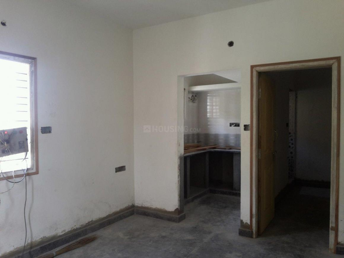 Living Room Image of 500 Sq.ft 1 BHK Independent Floor for rent in Shanti Nagar for 15000
