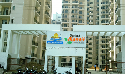 Gallery Cover Image of 1015 Sq.ft 2 BHK Apartment for buy in Skytech Matrott, Sector 76 for 5200000