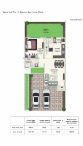 Gallery Cover Image of 1800 Sq.ft 3 BHK Villa for buy in Kharadi for 21500000
