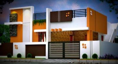 Gallery Cover Image of 1100 Sq.ft 3 BHK Villa for buy in Keeranatham for 6000000