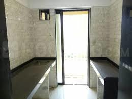 Kitchen Image of 600 Sq.ft 1 BHK Apartment for rent in Mira Road East for 15500