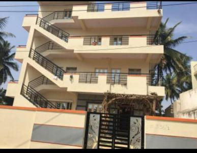 Gallery Cover Image of 925 Sq.ft 3 BHK Independent House for rent in Begur for 17000