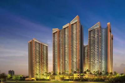 Gallery Cover Image of 775 Sq.ft 1 BHK Apartment for buy in Arihant Aspire Phase I, Panvel for 5500000