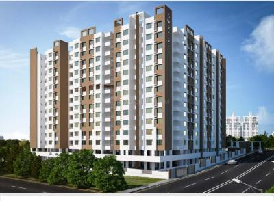 Gallery Cover Image of 889 Sq.ft 2 BHK Apartment for buy in Bhandari Swaraj, Moshi for 4200000