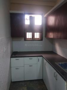 Gallery Cover Image of 900 Sq.ft 3 BHK Independent Floor for rent in Dwarka Mor for 14000