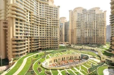 Gallery Cover Image of 1350 Sq.ft 3 BHK Apartment for rent in Nahar Amrit Shakti, Powai for 60000