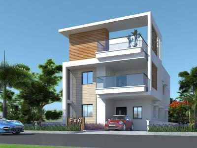 Gallery Cover Image of 3400 Sq.ft 4 BHK Villa for buy in Manikonda for 27500000