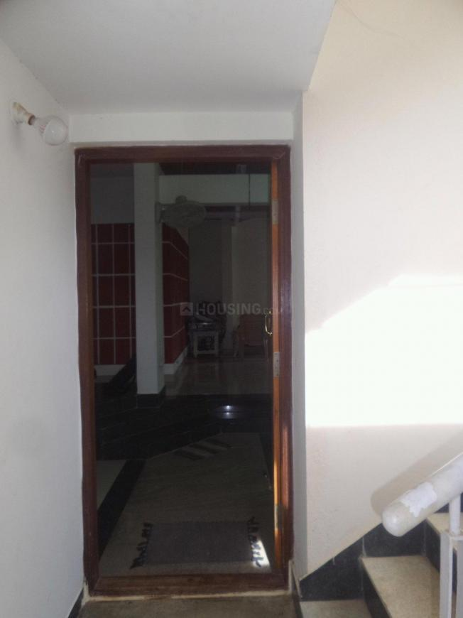 Main Entrance Image of 1000 Sq.ft 2 BHK Independent Floor for rent in Amrutahalli for 15000