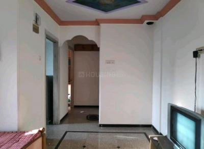 Gallery Cover Image of 630 Sq.ft 1 BHK Apartment for rent in Kopar Khairane for 23000