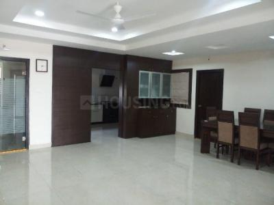 Gallery Cover Image of 1900 Sq.ft 3 BHK Apartment for rent in Borabanda for 35000