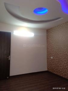 Gallery Cover Image of 500 Sq.ft 1 BHK Independent Floor for rent in Dwarka Mor for 7000