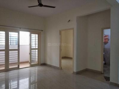 Gallery Cover Image of 1150 Sq.ft 2 BHK Apartment for rent in R.K. Hegde Nagar for 19000