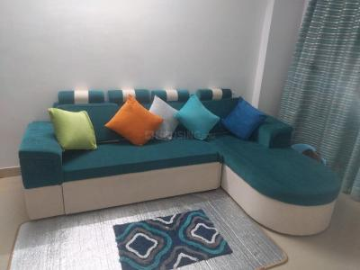Gallery Cover Image of 630 Sq.ft 1 BHK Apartment for buy in Agarwal Peace Heaven, Vasai West for 4500000