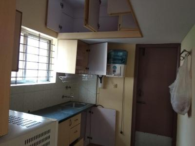 Gallery Cover Image of 700 Sq.ft 1 BHK Apartment for rent in JP Nagar for 12000