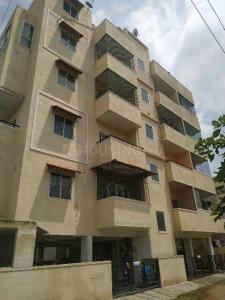 Gallery Cover Image of 1160 Sq.ft 2 BHK Apartment for rent in Suprith Residency, Hulimavu for 16000