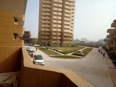 Balcony Image of 700 Sq.ft 2 BHK Apartment for rent in Pyramid Urban Homes II, Sector 86 for 11500