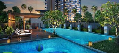 Gallery Cover Image of 750 Sq.ft 2 BHK Apartment for buy in Balaji Exotica Phase II, Kalyan West for 8800000