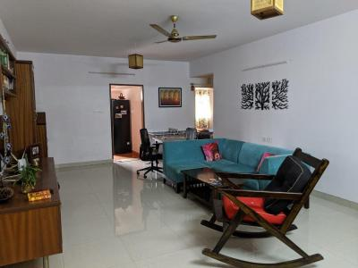 Gallery Cover Image of 1150 Sq.ft 2 BHK Apartment for rent in Om Sai Diamond, Munnekollal for 20000
