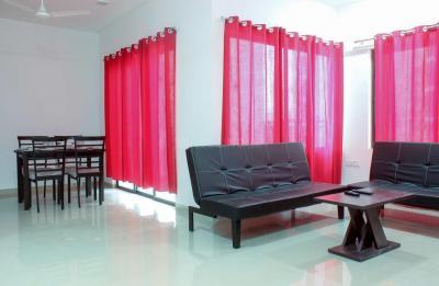 Living Room Image of PG 4643788 Hinjewadi in Hinjewadi