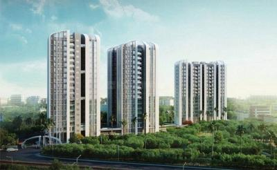 Gallery Cover Image of 1047 Sq.ft 3 BHK Apartment for buy in PS Amistad, New Town for 7780000