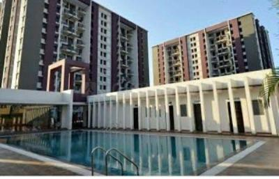 Gallery Cover Image of 1400 Sq.ft 3 BHK Apartment for rent in Malpani Saffron Building No 2, Pathardi Phata for 13500