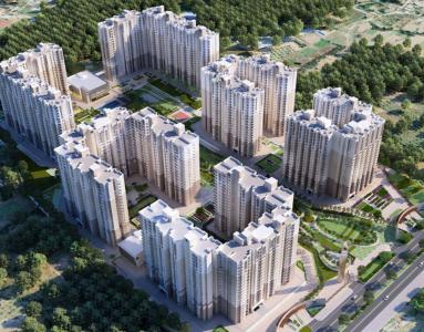 Gallery Cover Image of 652 Sq.ft 1 BHK Apartment for buy in Prestige Finsbury Park Regent, Gummanahalli for 3300000