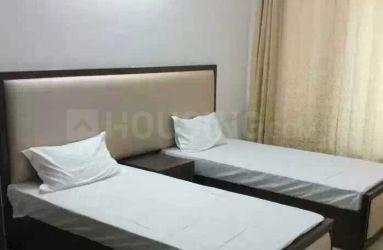 Bedroom Image of Rent A PG Room Without Brokerage In Naupada Ynh in Thane West