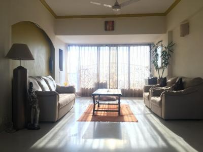 Gallery Cover Image of 1000 Sq.ft 2 BHK Apartment for rent in Bandra West for 160000