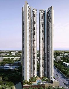 Gallery Cover Image of 1150 Sq.ft 3 BHK Apartment for buy in Shapoorji Pallonji Alpine Shapoorji Pallonji, Kandivali East for 30000000