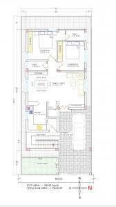 Gallery Cover Image of 1000 Sq.ft 2 BHK Independent House for buy in Abhista Homes, Patancheru for 5200000
