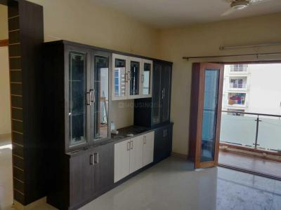 Gallery Cover Image of 1800 Sq.ft 3 BHK Apartment for rent in Kondapur for 40000
