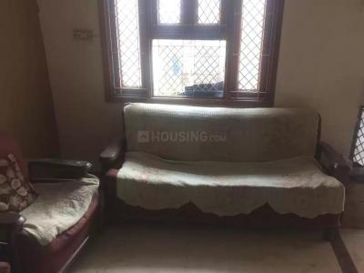 Gallery Cover Image of 900 Sq.ft 1 BHK Independent Floor for rent in New Ashok Nagar for 12000