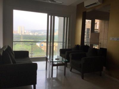 Gallery Cover Image of 1600 Sq.ft 3 BHK Apartment for rent in Goregaon East for 90000