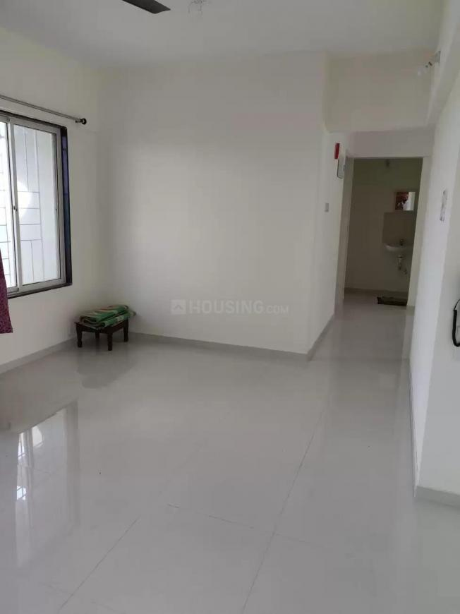 Living Room Image of 650 Sq.ft 1 BHK Apartment for rent in Kharadi for 15000